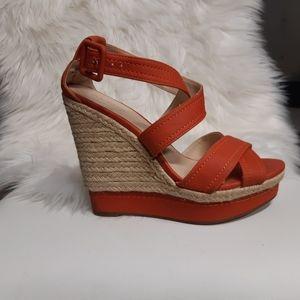 Aldo wedge sandal